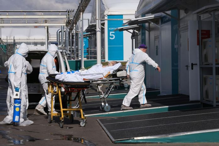 Covid-19 Instances In Us Triple Over 2 Weeks Amid Misinformation