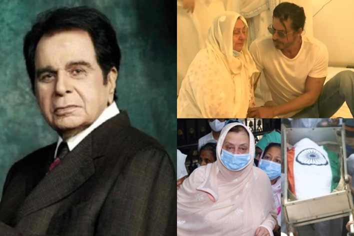dilip kumar dies at 98: bollywood, politicians pay tributes, india mourns loss of an iconic actor