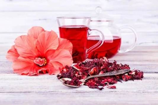 Hibiscus has gained a lot of recognition for its extract.