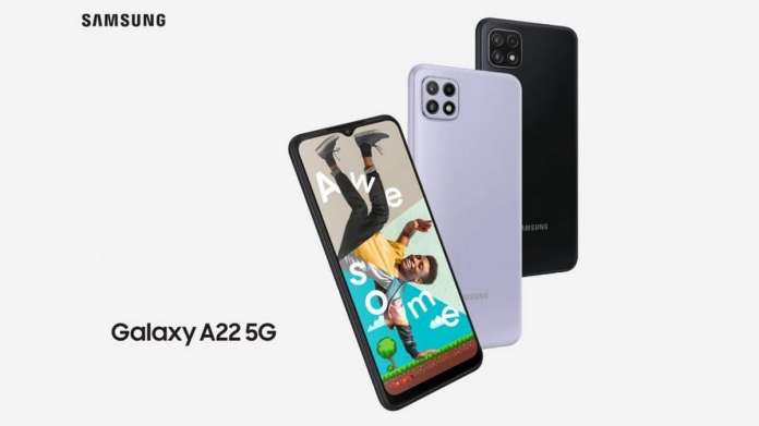 Samsung Galaxy A22 5G Will Launch In India On July 23: What To Anticipate