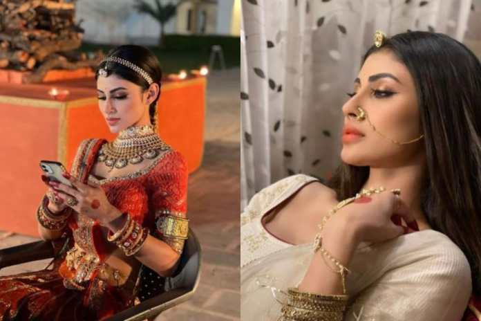 Mouni Roy Introduces Followers To Her Royal Avatar, See Photographs