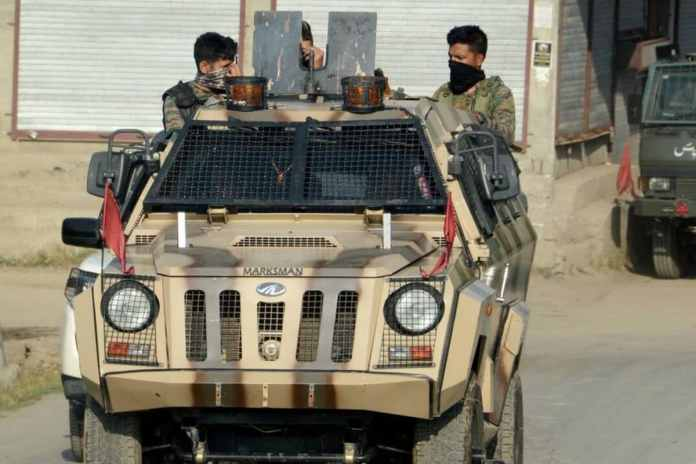 Encounter Breaks Out Between Militants, Safety Forces In J&Amp;Okay'S Baramulla