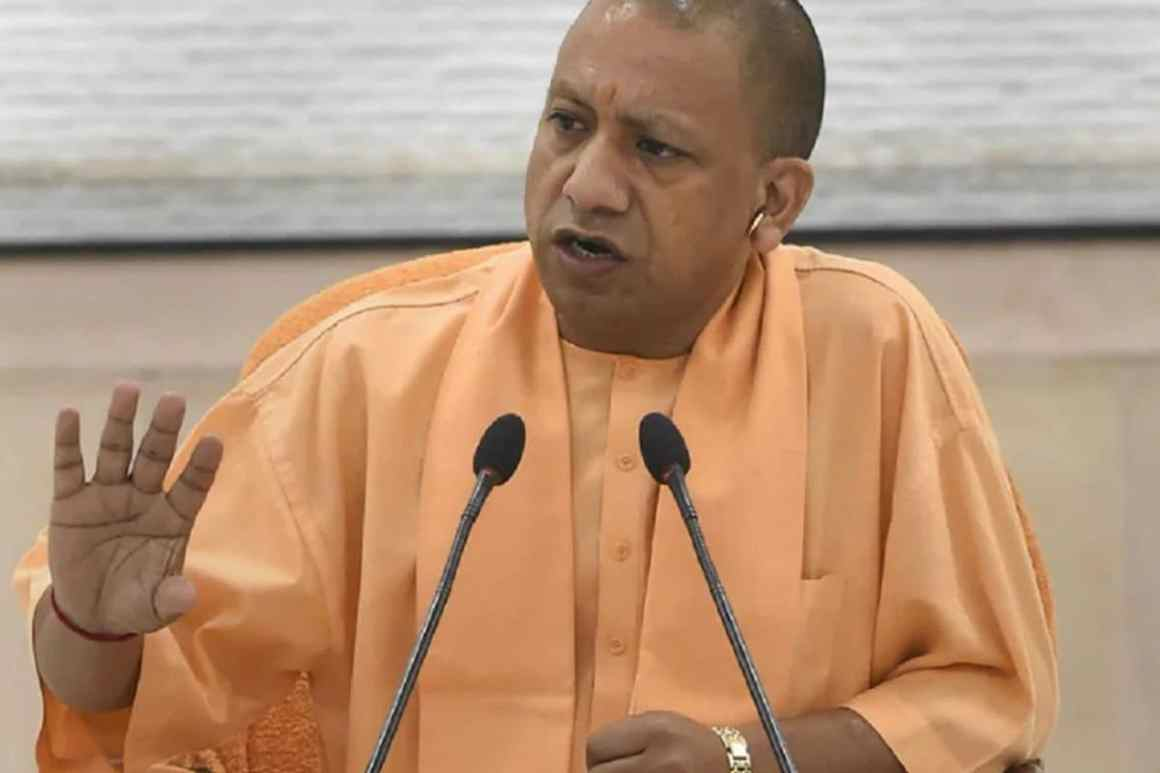 The Yogi government will project that it has opened 5,278 cow shelters in UP, where over 5.86 lakh cattle are housed. (File photo: PTI)