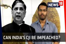 CJI Impeachment: Can a Chief Justice of India Be Impeached?
