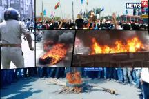 Video: Bharat Bandh celebrated opposite India