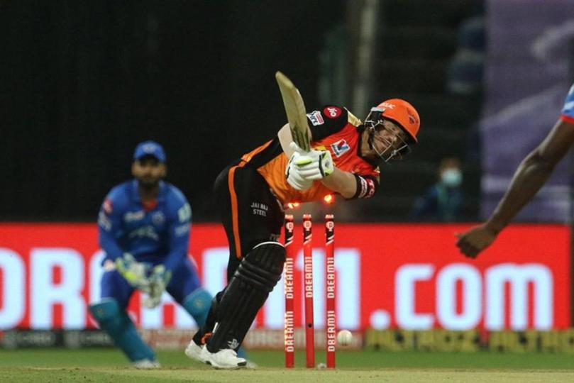 IPL 2021: David Warner Asks the Fans, 'How's the New Look'