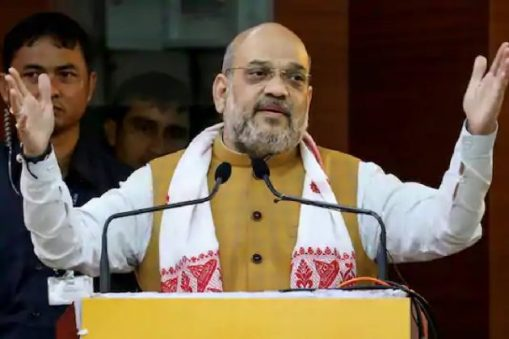 "Amit Shah: ""Bring change in the state with a massive vote"" Amit Shah's tweet for Bengali and Assam"