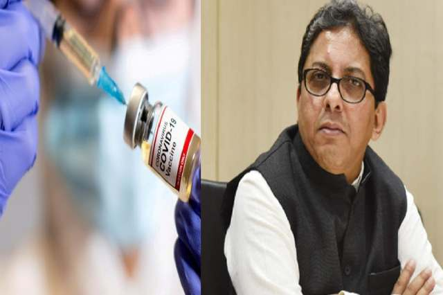 * The state government has advised the hospital not to rush unnecessarily to get the second dose of Corona vaccine.  Chief Secretary Alapan Bandyopadhyay told a press conference in Navanne on Monday that those who received the first dose of vaccine would be given the second dose as per the schedule.  A schedule is being prepared for this.  File image.