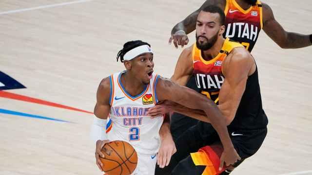 3 Thunder Takeaways: Jazz Beat Thunder In Return To Scene Of NBA Shutdown