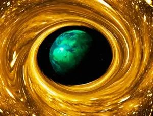 Earth has little to fear from a black hole attack   New ...