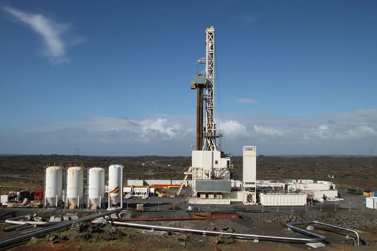 Iceland Drills Hottest Hole To Tap Into Energy Of Molten