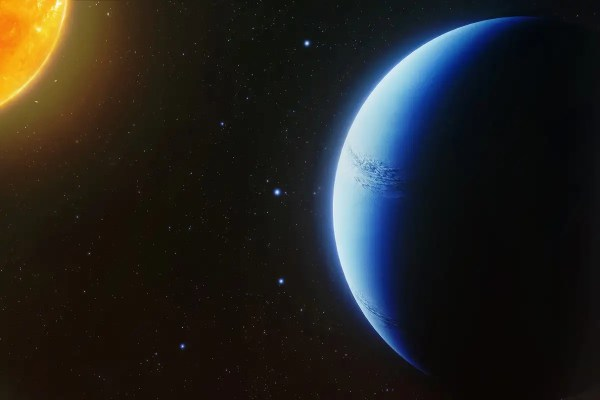 Exoplanet with a cloudless sky may let us see inside a gas ...