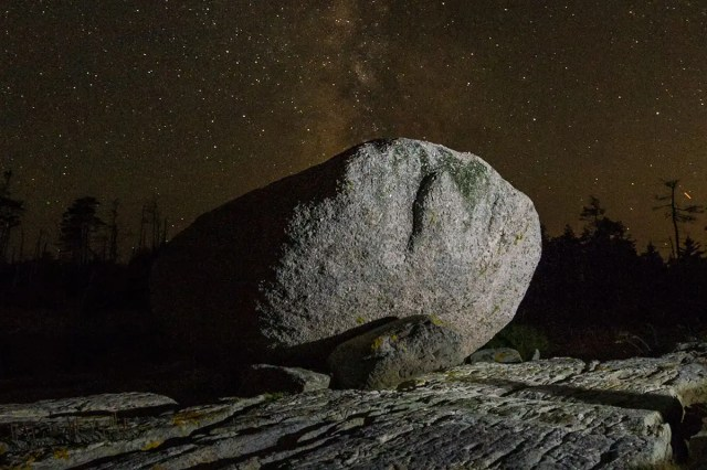 Dark matter secrets could lie buried in ancient rocks on Earth