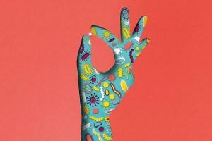 hand artwork