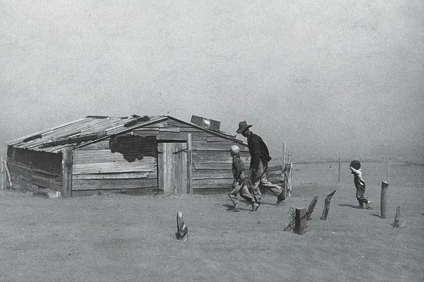US Dust Bowl