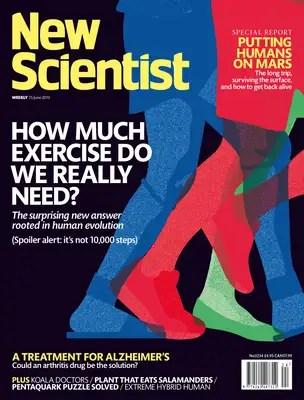 New Scientist issue 3234 cover