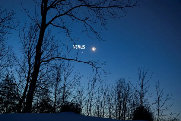 Spot six planets in the sky this week: Mercury, Mars ...