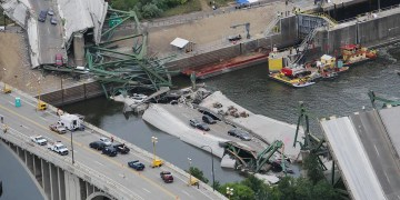 Climate change may see one in four US steel bridges collapse by 2040