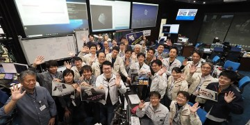 Hayabusa 2 begins long journey home carrying Ryugu asteroid samples