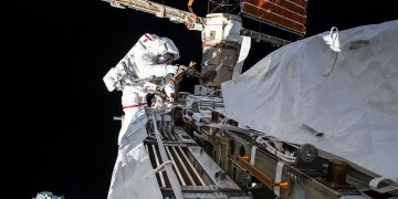 Low gravity in space made some astronauts blood flow backwards