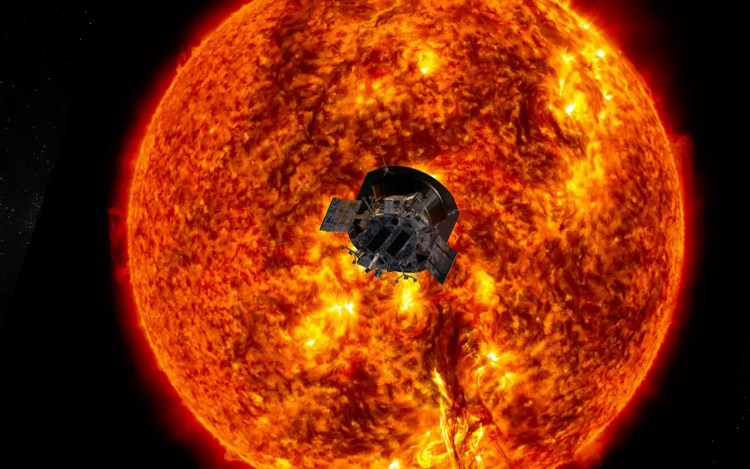 NASA's closest ever flight to the sun answers solar wind mystery