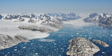 Greenland lost almost 4 trillion tonnes of ice in less than 30 years
