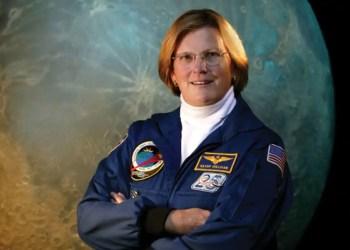 NASA astronaut Kathryn Sullivan on zero G dreams and fixing Hubble