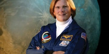 NASA astronaut Kathryn Sullivan on zero G dreams and fixing Hubble