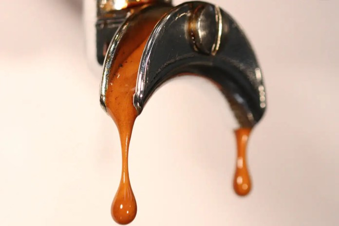 Maths says you need coarser coffee grounds to make a perfect espresso