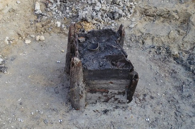 Ancient well may be the world's oldest wooden architectural structure