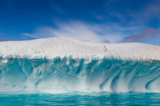 Antarctic ice melt could push sea levels to rise 1.5 metres by 2100