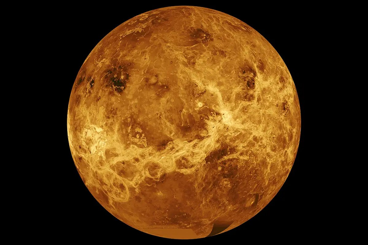 Venus may have an underground magma ocean spanning the whole planet
