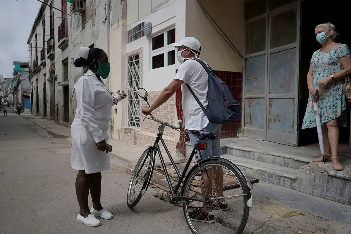 How Cuba and Uruguay are quashing coronavirus as neighbours struggle
