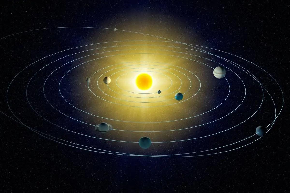 D1P5RK सौर प्रणाली, कलाकृति