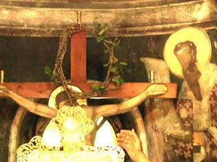 Φωτογραφία για Άνθισε το ακάνθινο στεφάνι του Εσταυρωμένου Ιησού