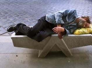 Φωτογραφία για Ουγγαρία: Πρόστιμο 500 ευρώ στους άστεγους!