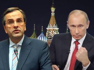 Φωτογραφία για Ο Σαμαράς τίναξε στον αέρα τις σχέσεις με τη Ρωσία
