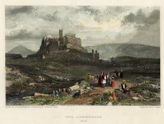 Πώς ήταν η Ακρόπολη το 1834! - Φωτογραφία 1