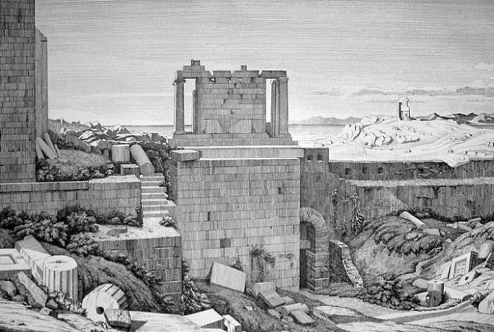 Πώς ήταν η Ακρόπολη το 1834! - Φωτογραφία 7