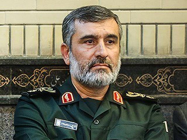 Командующий ВКС КСИР Ирана Хаджизаде объяснил причину сбития Боинга