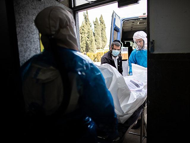 NEWSru.co.il :: ename :: ЦСБ Израиля: 28% умерших в январе ...