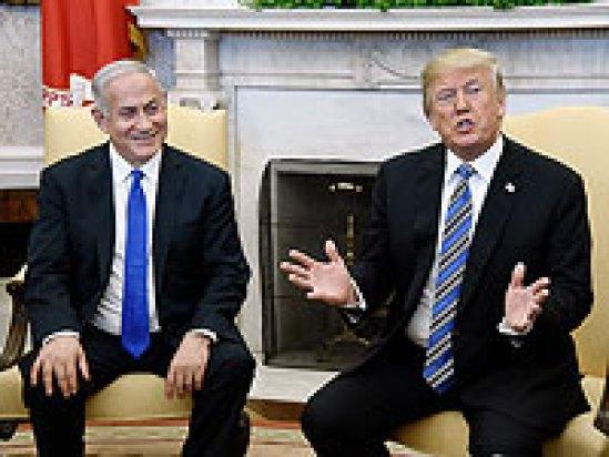 США формируют окончательное предложение по распространению Израилем суверенитета