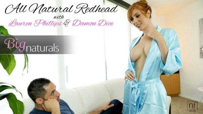 NF Busty - All Natural Redhead - S3:E7