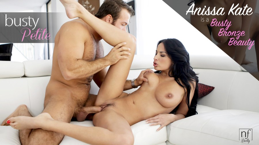NFBusty.com - Anissa Kate,Chad White: Busty Bronze Beauty - S1:E5