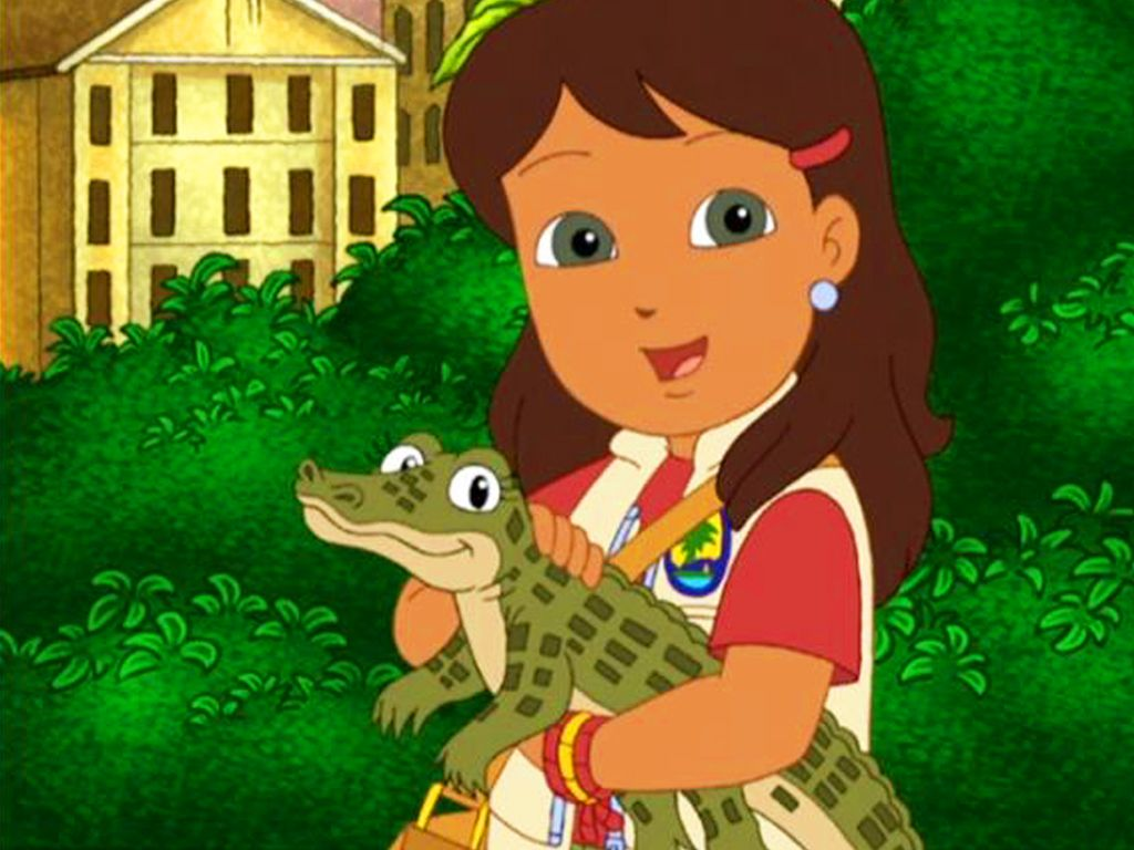 Go Diego Go S2Ep212 Alicia Saves The Crocodile Episode