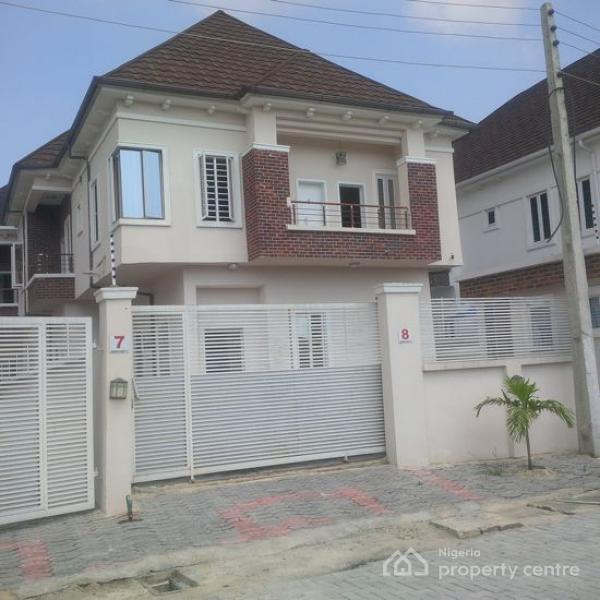 For Sale 5 Bedroom Duplex With Bq Idado Lekki Lagos