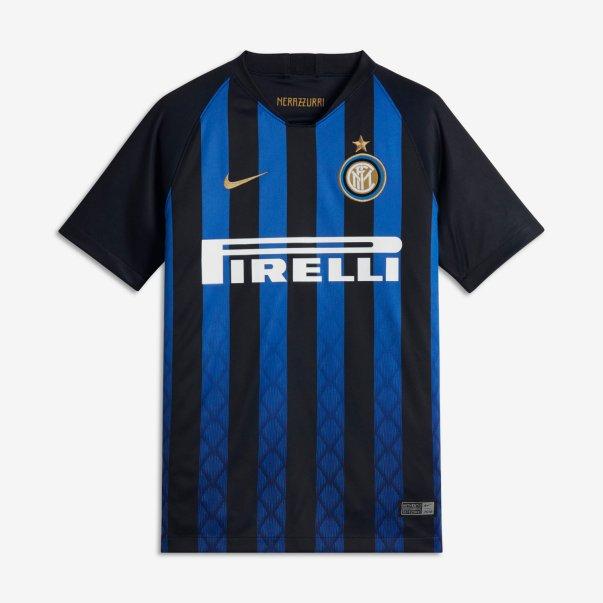 Inter, la maglia 2018/19 riprende la pelle del serpente | Numerosette Magazine