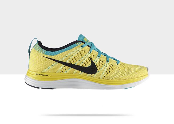 Nike Flyknit Lunar1+ – Chaussure de course à pied pour Femme