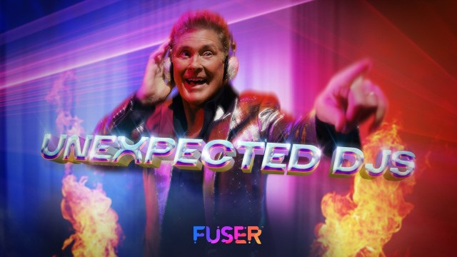 Video: Fuser's Latest Trailer Is A David Hasselhoff-Filled Assault On The Senses 2
