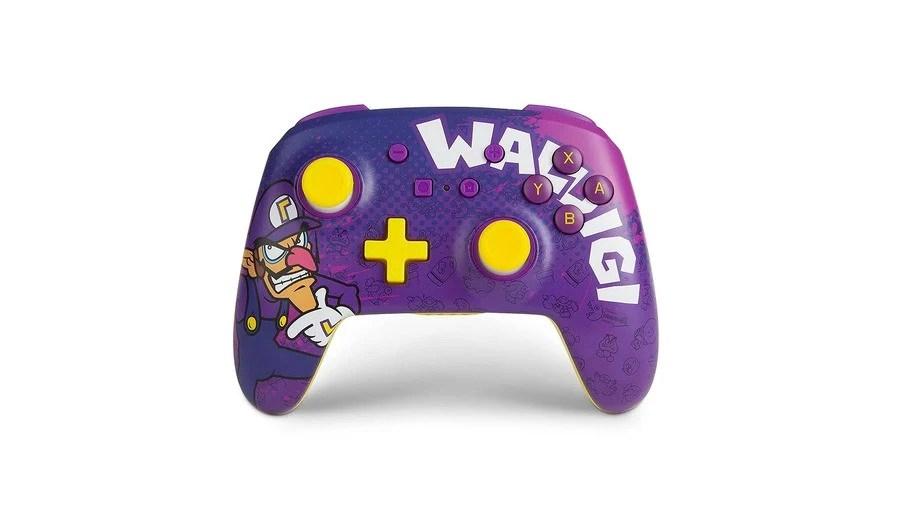 PowerA Waluigi Controller